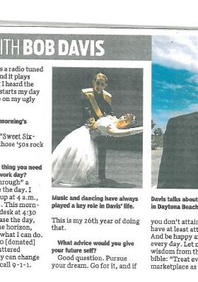 5 Minutes with Bob Davis